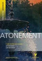 Atonement: York Notes Advanced |  |