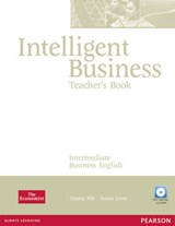 Intelligent Business Intermediate Teacher's Book | auteur onbekend |