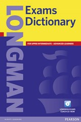 Longman Exams Dictionary Paper+cd | Pearson Education |