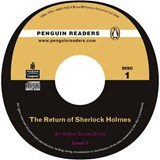 PLPR3:Return of Sherlock Holmes, The CD for Pack | Arthur Conan Doyle |