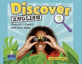 Discover English Global 3 Class CDs | Jayne Wildman |