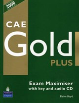CAE Gold PLus Maximiser and CD with key Pack | Elaine Boyd |