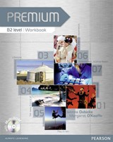 Premium B2 Level Workbook without Key/CD -Rom Pack | Iwona Dubicka |