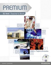 Premium B2 Level Teachers Book/test Master CD-ROM Pack