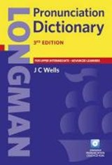 Longman Pronunciation Dictionary | auteur onbekend |
