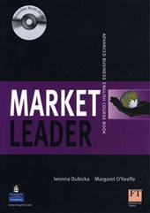 Market Leader Advanced Coursebook/Multi-Rom Pack