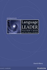 Language Leader Intermediate Teachers Book (with Test Master CD-ROM) | David Albery |