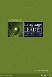 Language Leader Pre-intermediate Teacher's Book (with CD-ROM)