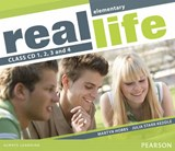 Real Life Global Elementary Class CD 1-4 | Martyn Hobbs; Julia Starr Keddle |