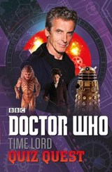 Doctor Who: Time Lord Quiz Quest | auteur onbekend |