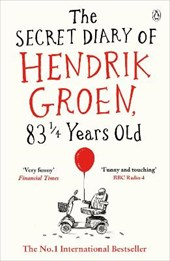 Secret diary of hendrik groen 83 1/4 years old