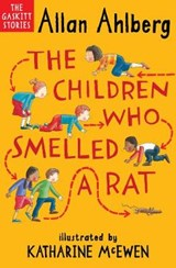Children Who Smelled a Rat | Allan Ahlberg |
