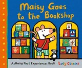 Maisy Goes to the Bookshop | Lucy Cousins |