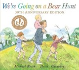 We're going on a bear hunt 30th anniversary edition | Michael Rosen |