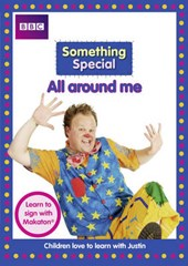 Something Special Out and About: All Around Me DVD