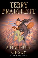A Hat Full of Sky | Terry Pratchett |