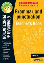 Grammar and Punctuation Year