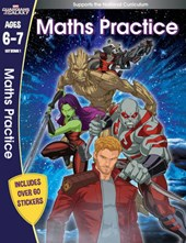 Guardians of the Galaxy: Maths Practice, Ages 6-7 |  |