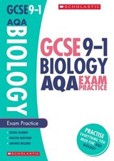 Biology Exam Practice Book for AQA | Kayan Parker |