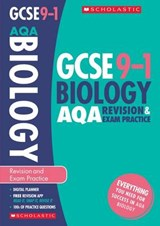 Biology Revision and Exam Practice Book for AQA | Kayan Parker |