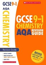 Chemistry Revision Guide for AQA | Mike Wooster |