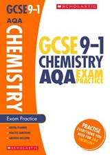 Chemistry Exam Practice Book for AQA | Sarah Carter |