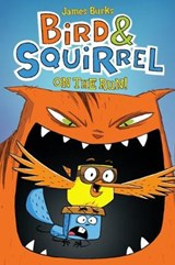 Bird & Squirrel on the Run | James Burks |