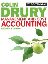 Management and Cost Accounting | Colin Drury |