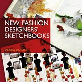 New Fashion Designers' Sketchbooks | Zarida Zaman |