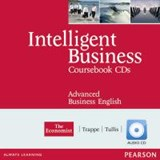 Intelligent Business Advanced Course Book 2 Audio CDs | Tonya Trappe |