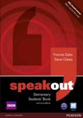 Speakout Elementary Students book and DVD/Active Book Multi