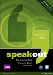Speakout Pre-intermediate Students' Book (with DVD / Active Book)