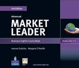 Market Leader Advanced Coursebook 2 Audio CDs | Iwona Dubicka |