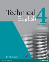 Technical English Level 4 Coursebook | David Bonamy |