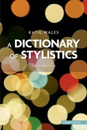 A Dictionary of Stylistics