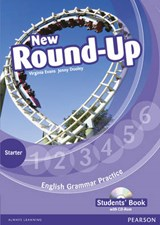 Round Up NE Starter Level Students' Book with CD-Rom Pack | Jenny Dooley; V. Evans |