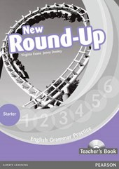 Round Up NE Starter Level Teacher's Book with Audio CD Pack