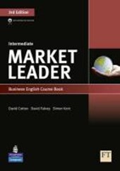 Market Leader Coursebook (with DVD-ROM incl. Class Audio) | David Cotton & David Falvey & Simon Kent |