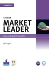 Market Leader Advanced Practice File (with Audio CD) | John Rogers |
