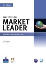 Market Leader Upper Intermediate Practice File (with Audio CD) | John Rogers |