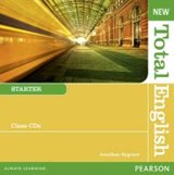 New Total English Starter Class Audio CD | Jonathan Bygrave |