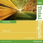 New Total English Starter Class Audio CD