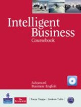 Intelligent Business Advanced Course Book (with Class Audio CD) | Tonya Trappe |