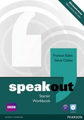 Speakout Starter Workbook no Key and Audio CD Pack | Frances Eales |