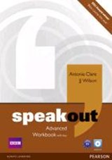 Speakout Advanced. Workbook (with Key) and Audio CD | Antonia Clare |