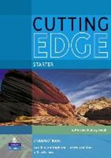 Cutting Edge Starter Students' Book and CD-ROM Pack | Sarah Cunningham |