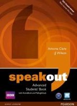 Speakout Advanced. Students' Book (with DVD / Active Book) | Antonia Clare |