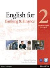 Vocational English Level 2. English for Banking and Finance. Coursebook (with CD-ROM incl. Class Audio) | Marjorie Rosenberg |
