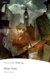 Oliver Twist (W/Audio), Level 6, Pearson English Readers