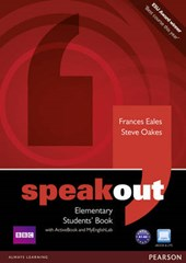 Speakout Elementary. Students' Book (with DVD / Active Book) & MyLab